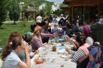 OTISTIK - Simav'da Engelli Vatandaşlar Piknikte Buluştu