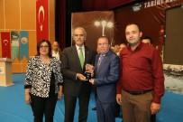 PLAN BÜTÇE KOMİSYONU - TKB Müzeler Ödülleri Başkan Altepe'den