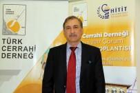 HASTALIK BELİRTİSİ - Türk Cerrahi Derneği, Bölgesel Toplantısı Çorum'da Yapıldı