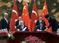 ÇİNLİ - Türkiye İle Çin Arasında Karayolu Taşıması Anlaşması
