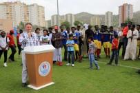 GENÇLİK VE SPOR İL MÜDÜRÜ - 2. Kayseri Uluslararası Öğrenciler Dünya Kupası Sona Erdi