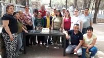 DOĞUM GÜNÜ - 20 Gün Önce Ölen Zihinsel Engelli Arkadaşları İçin Doğum Günü Kutladılar