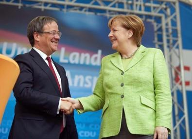 Almanya'da eyalet seçimlerinin ilk sonuçları belli oldu