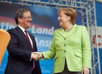 YEŞILLER PARTISI - Almanya'da eyalet seçimlerinin ilk sonuçları belli oldu