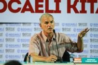 İNGILIZLER - Amerikalı Siyaset Bilimci Finkelstein Açıklaması 'İsrail Her Üç Yılda Bir Gazze'de Soykırım Yapıyor'