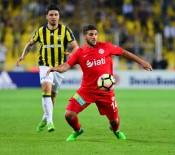 AKALAN - Antalyaspor'da 2 Oyuncu Cezalı Duruma Düştü