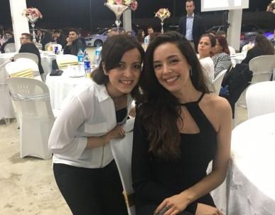 Azra Akın, İpsala'da düğüne katıldı