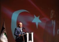 ORTAK AKIL - Bakan Mehmet Müezzinoğlu, BTTDD Genel Kuruluna Katıldı