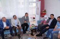 HELİKOPTER KAZASI - Bakan Tüfenkci, Anneler Günü'nde Şehit Annelerini Unutmadı