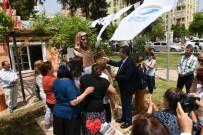 ÇOCUK PARKI - Çetin, Anneler Günü'nde Zübeyde Hanım Büstü Açtı