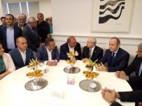 OĞUZ KAAN SALICI - CHP Genel Başkanı Kılıçdaroğlu, Nikah Törenine Katıldı