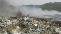 KARBONMONOKSİT - Çöplüklerde Yine Yangın