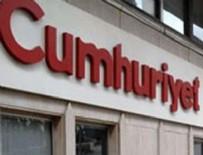 CUMHURIYET GAZETESI - Cumhuriyet'in haberi patladı