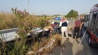 ÇOLAKLı - Emekliliğine 45 Gün Kala Feci Kazada Hayatını Kaybetti