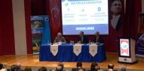 SINOP ÜNIVERSITESI - ETÜ Rektörü Prof. Dr. Yaylalı, 'Rektörler Konuşuyor' Söyleşisine Katıldı