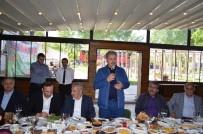 AHMET ÇAKıR - Evkur Yeni Malatyaspor'da Birlik Beraberliği Kahvaltısı