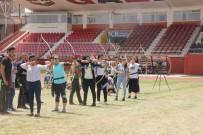 MEHMET TURGUT - Gaziantep'in En İyi Okçuları Belirleniyor