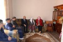 Hacer Özefe'den Şehit Anneleri Ve Gazi Eşlerine 'Anneler Günü' Ziyareti