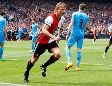 Hollanda Ligi'nde Feyenoord şampiyon oldu