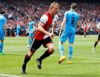 AJAX - Hollanda Ligi'nde Feyenoord şampiyon oldu