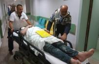 İnşaatta İskeleden Düşen Kardeşler Ağır Yaralandı