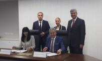 İZMIR TICARET ODASı - İTO'dan Çin'de 4 İşbirliği Ve Kardeşlik İmzası