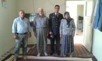 FIRAT KALKANI - Jandarma Şehit Annelerini Unutmadı