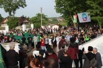 MURAT BAYBATUR - Kafkas Sürgününde 153. Yıl Anıldı