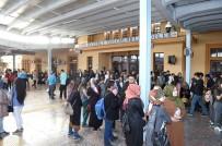 AHMET ÇAKıR - Kardeşlik Treni Elazığ'a Gitti