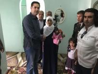 KAZANCı - Kaymakam Gülenç, Şehit Annelerini Ziyaret Etti