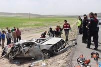 OYUNCAK BEBEK - Kayseri'de feci kaza: 3 ölü