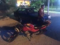 SARıLAR - Kaza Yapan Motosiklet Sürücüsünün Arandığı Ortaya Çıktı