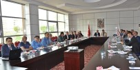 Kazakistan Büyükelçisi Elazığlı İş Adamlarıyla Bir Araya Geldi
