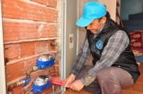 İSHAKÇELEBI - Kentsel Dönüşümdeki Mahalleler Su Sayaç Değişiminden Muaf Tutuluyor