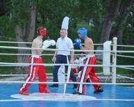 AHMET ARABACı - Kick Boks Bahar Turnuvası'nda Şampiyon Konya Meram Belediyesi