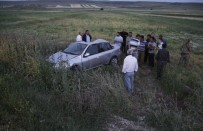 Kilis'te Otomobil Şarampole Yuvarlandı Açıklaması 3 Yaralı
