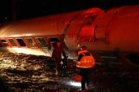 SELANIK - Komşuda Tren Kazası Açıklaması 2 Ölü
