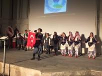 BALIK FESTİVALİ - Milas'ta Özel Öğrencilerden Festivale Özel Gösteri