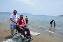 EĞİTİM DERNEĞİ - Muğla'da 'Engelsiz Plaj' Partisi
