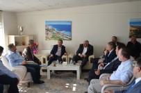 AHMET TURAN - Müsteşar Aka Adilcevaz'da