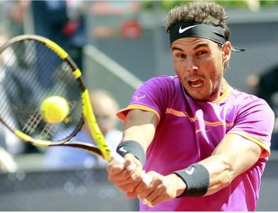 Nadal, Madrid'de 5. kez kupayı kaldırdı