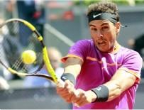 TENİS TURNUVASI - Nadal, Madrid'de 5. kez kupayı kaldırdı