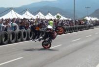 Osmaniye'de Motosiklet Festivali