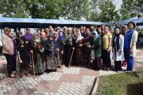 MURAT AYDıN - Özel Ümit Huzurevindeki Anneleri Unutmadı