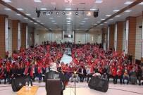 AHMET ŞİMŞİRGİL - Prof.Dr. Şimşirgil Ve Besteci Esat Kabaklı Gençlerle Buluştu