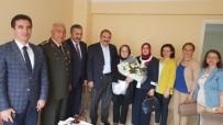 ALI KABAN - Şehit Ailelerine 'Anneler Günü' Ziyareti
