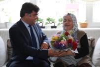 ŞEHİT POLİS - Şehit Annelerine Anneler Günü Ziyareti
