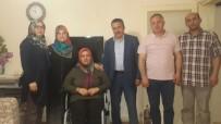 AKÜLÜ ARABA - Seydişehir Belediyesinden Engelli Vatandaşa Akülü Araba
