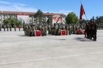 YEMİN TÖRENİ - Siirt'te Engellilere Bir Günlük Temsili Askerlik Yaptırıldı