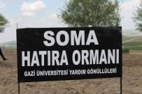 ALTUNTAŞ - Soma Faciası Hatıra Ormanına Dönüştürüldü